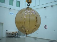 archimedes ballute inflated